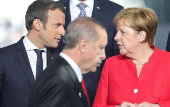 Μακρόν – «Κακές οι σχέσεις με Ερντογάν, αλλά πρέπει να προσποιούνται»