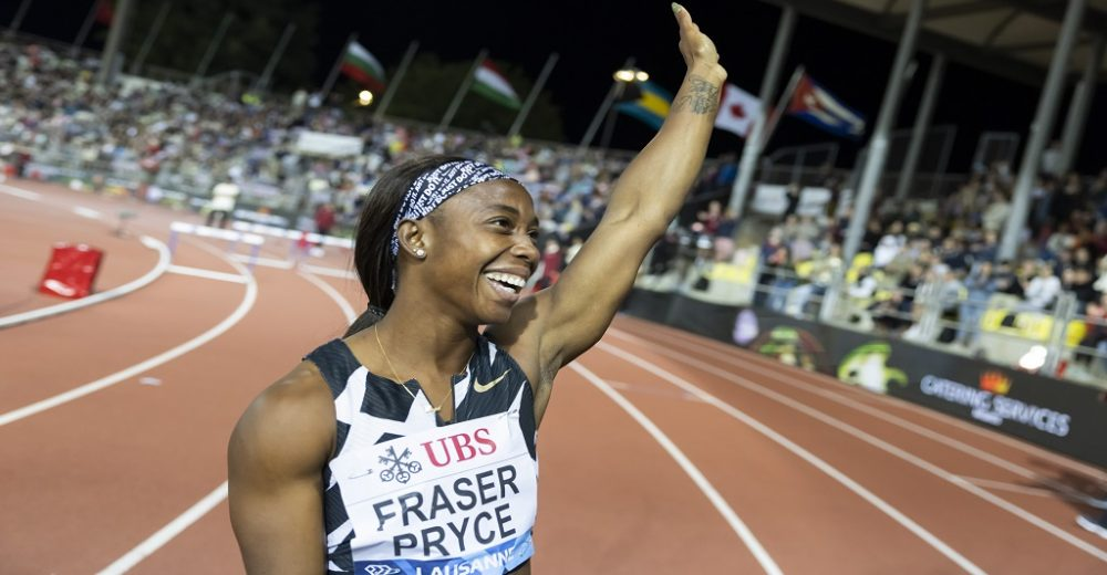 Με Ολυμπιονίκες το μίτινγκ της Μπελιτζόνα