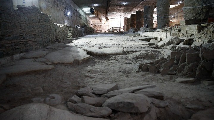 Μετρό Θεσ/νίκης: «Πράσινο» φως για τη συνέχιση των εργασιών απόσπασης των αρχαιοτήτων