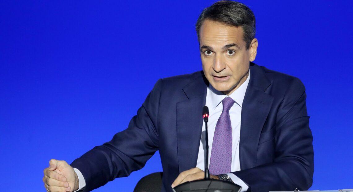 Μητσοτάκης: Θα πάω σε εκλογές στο τέλος και θα ζητήσω αυτοδυναμία – Mε τον ΣΥΡΙΖΑ μας χωρίζει πολιτικό, πολιτιστικό και αξιακό χάσμα
