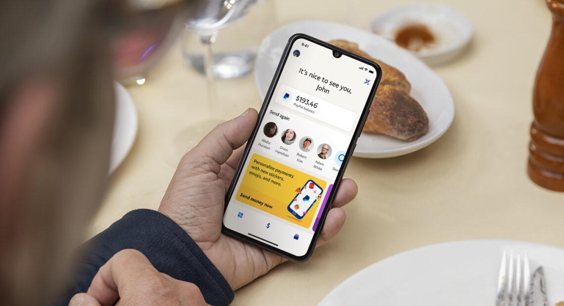 Νέο PayPal App: Εξατομικευμένη εφαρμογή για εύκολη και ασφαλή διαχείριση