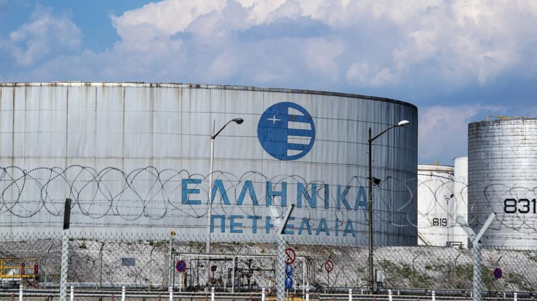 Ο Όμιλος Ελληνικά Πετρέλαια δρομολογεί το διυλιστήριο του μέλλοντος