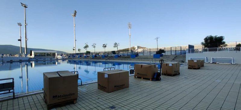 ΟΑΚΑ: Έτοιμο την άνοιξη το πιο σύγχρονο κολυμβητικό κέντρο της Ευρώπης