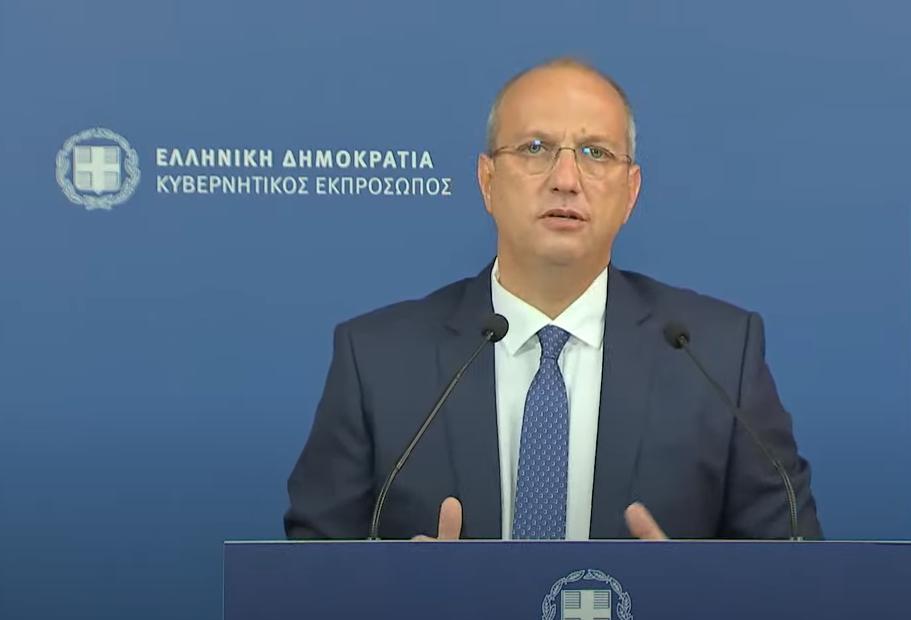 Οικονόμου: Δεν υπάρχει στην ατζέντα της κυβέρνησης lockdown στη Θεσσαλονίκη (Vid)