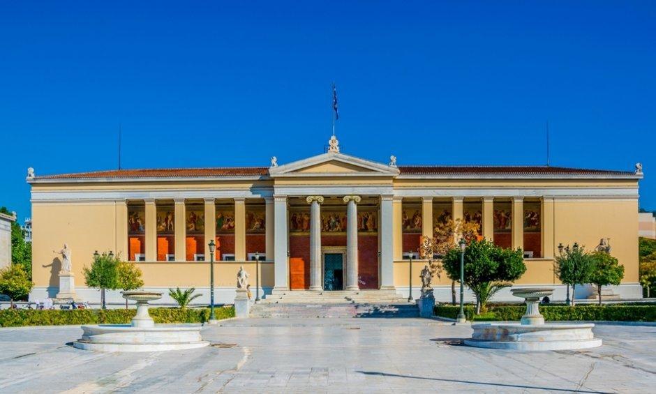Πανεπιστήμιο Αθηνών: 100