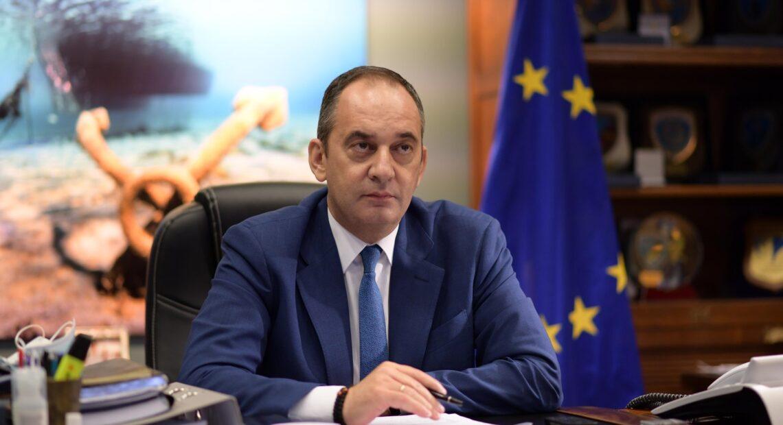 Πλακιωτάκης: Χρηματοδότηση €11,6 εκατ