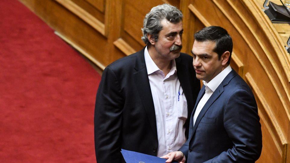 Πολάκης: Άρση ασυλίας μετά τη μήνυση Στουρνάρα προτείνει στην Ολομέλεια η επιτροπή δεοντολογίας