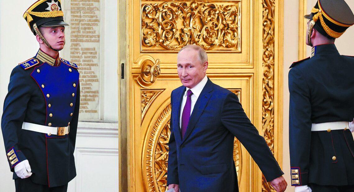 Πούτιν – Για πόσες μέρες θα βρίσκεται σε καραντίνα