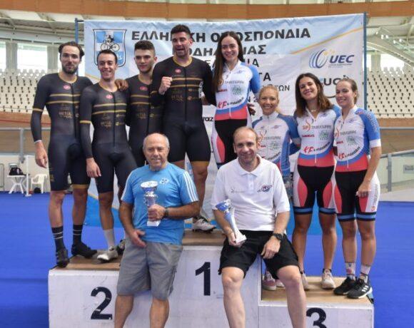 Πρωταθλητές Ελλάδας Βόλος και Κρόνος (αναλυτικά αποτελέσματα)