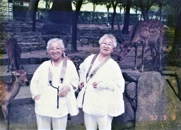 Ρεκόρ Γκίνες – Οι γηραιότερες δίδυμες αδερφές στον κόσμο είναι 107 ετών και 300 ημερών