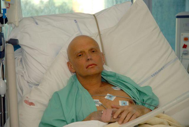 Ρωσία – Δεν αναγνωρίζει τη δικαστική απόφαση για τη δολοφονία του πρώην πράκτορα Λιτβινένκο