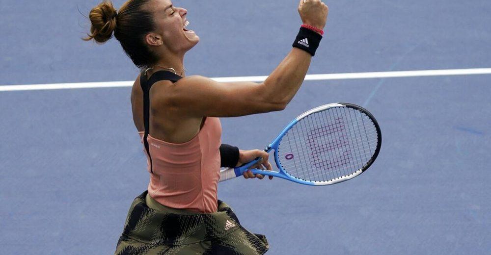 Σούπερ Σάκκαρη στο Νο13, πολύ κοντά στον τελικό του WTA