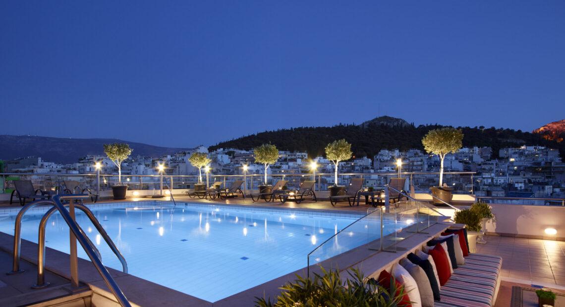 Το Athens Zafolia Hotel άνοιξε και πάλι τις πύλες του