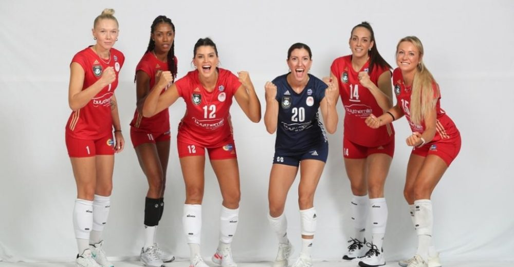 Champions League, γυναικών: Πρεμιέρα Ολυμπιακού κόντρα στην Αστερίξ