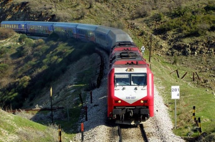 Covid-19: Greece Sees Big Drop in Rail Passengers in First Quarter of 2021