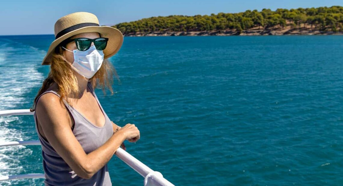 Covid-19: How the Unvaccinated in Greece Can Travel by Land, Air, Sea – Rules