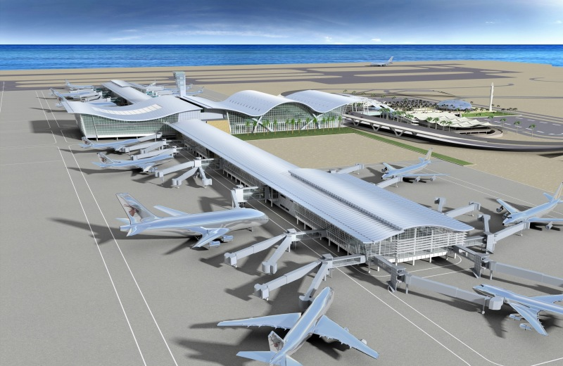 Crete: Updated Master Plan for New Kastelli Airport Gets Approval