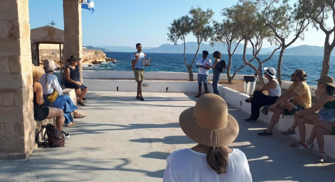 Ecoweek Sends Message of Sustainability and Innovation from Aegina, Greece