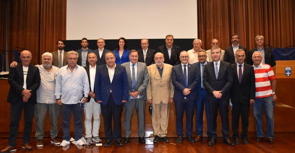 EOE: Το νέο συμβούλιο