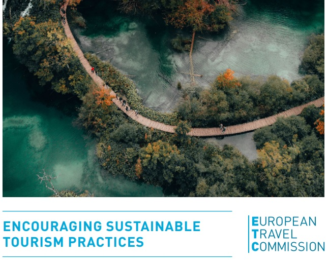 ETC Releases Handbook on Encouraging Sustainable Tourism Practices