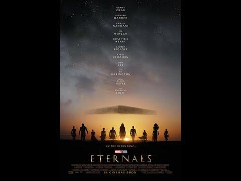 ETERNALS - final trailer (greek subs)