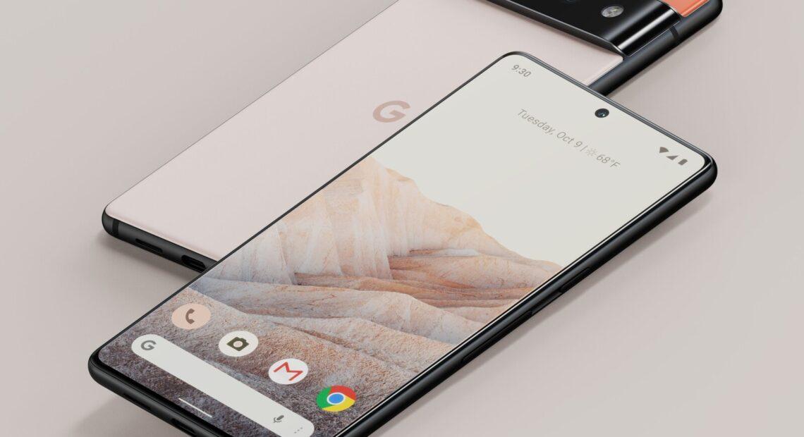 Google Pixel 6: Πάει για Οκτώβριο η παρουσίασή του