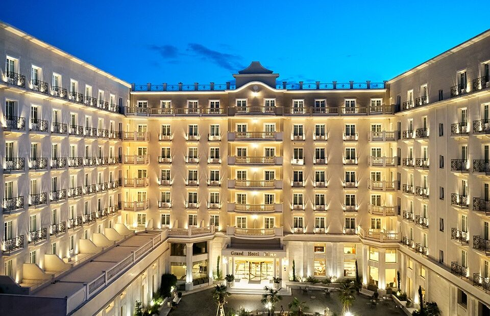 Grand Hotel Palace Completes Renovation of Rooms, Conference Facilities