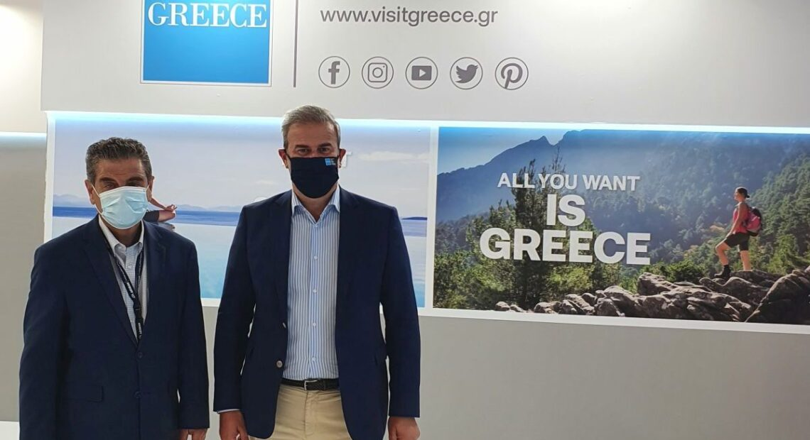 Greece Achieves Tourism Goals in 2021 but More Challenges Ahead, Says GNTO