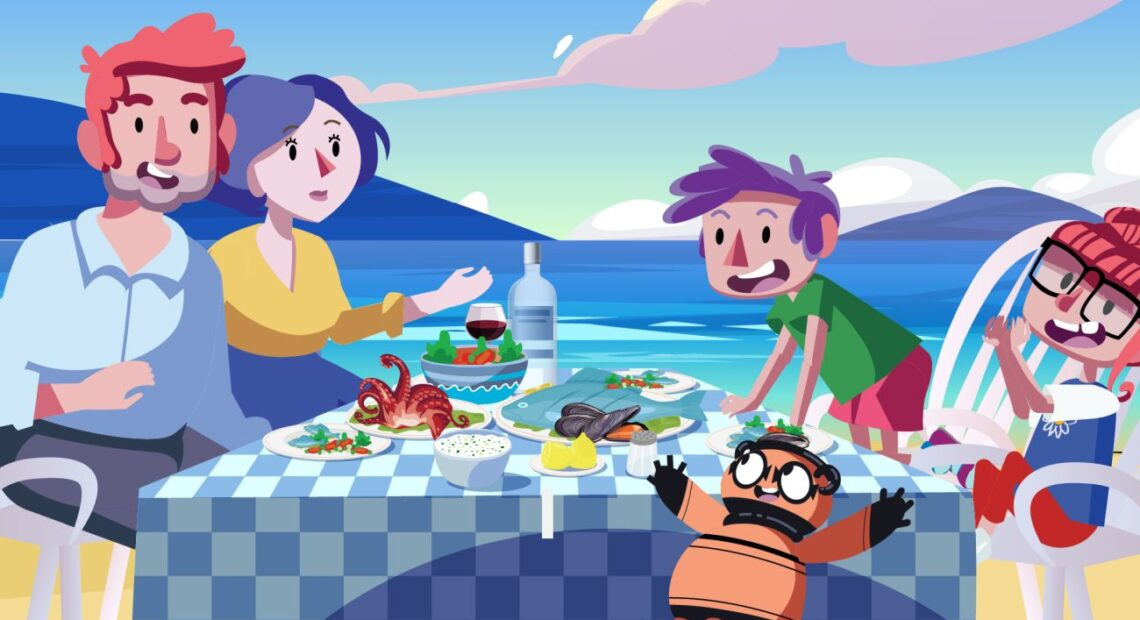 Greece Reaches Out to Kids with Animated Tourism Tale