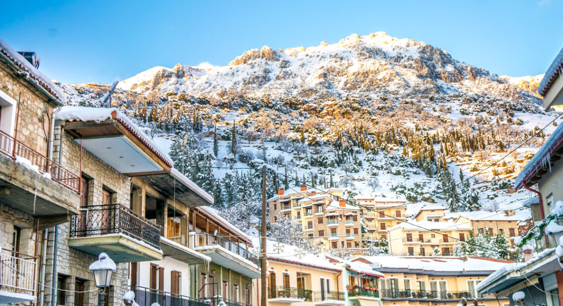 Greece to Boost Promotion of Winter Tourism Destinations to Help Year-round Hotels