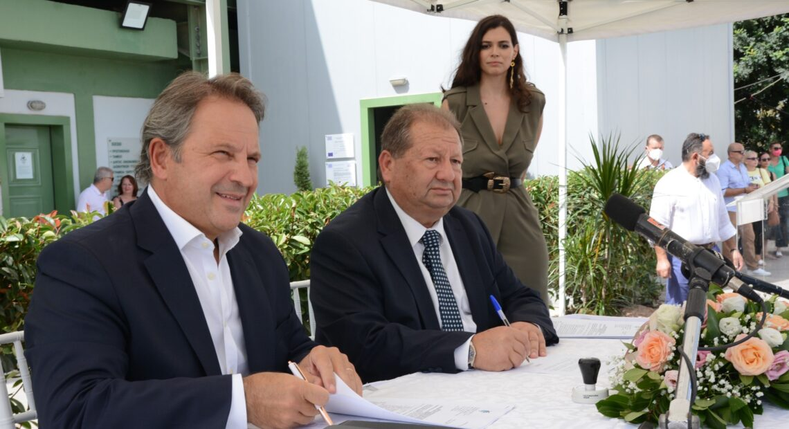 Intrakat: Υπογραφή σύμβασης €24,4 εκατ