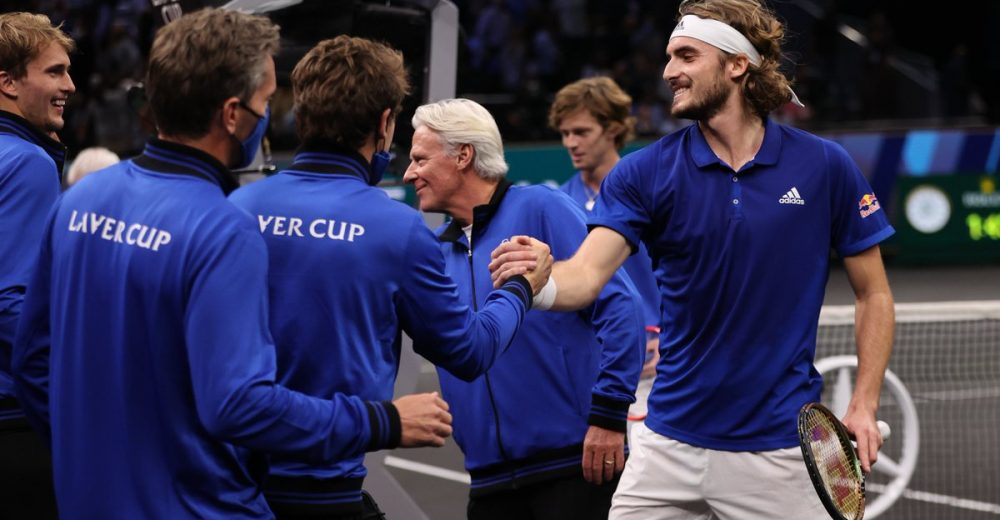 Laver cup: Πρωταθλήτρια και πάλι η Ευρώπη