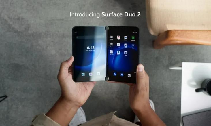 Microsoft Surface Duo 2: Μία ολοκληρωμένη foldable πρόταση