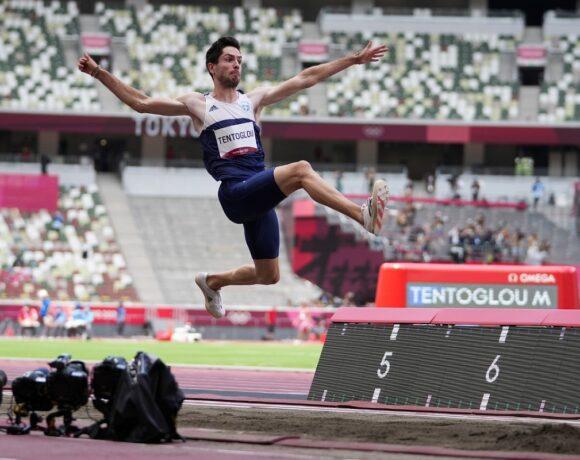 Navarino Challenge to Honor Gold Olympic Medalist Miltos Tentoglou