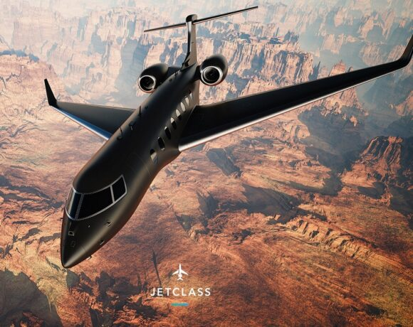 Private Aviation Company 'JetClass' Appoints APG Hellas as its GSA in Greece
