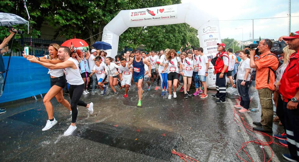Registration Extended for 4th 'Olympic Day Run' Greece Event in Thessaloniki