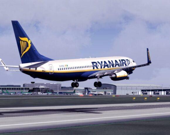 Ryanair: Κατακόρυφη άνοδος για τη μετοχή της αεροπορικής εταιρείας