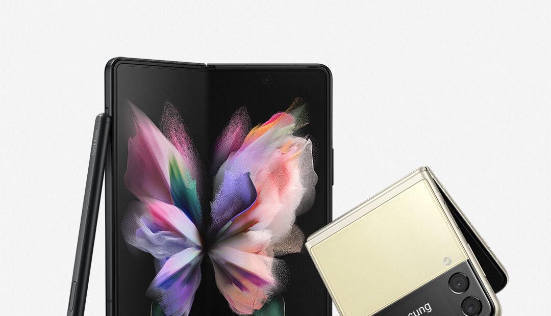 Samsung: Buy & Try για τα foldables Ζ Fold 3 και Ζ Flip 3