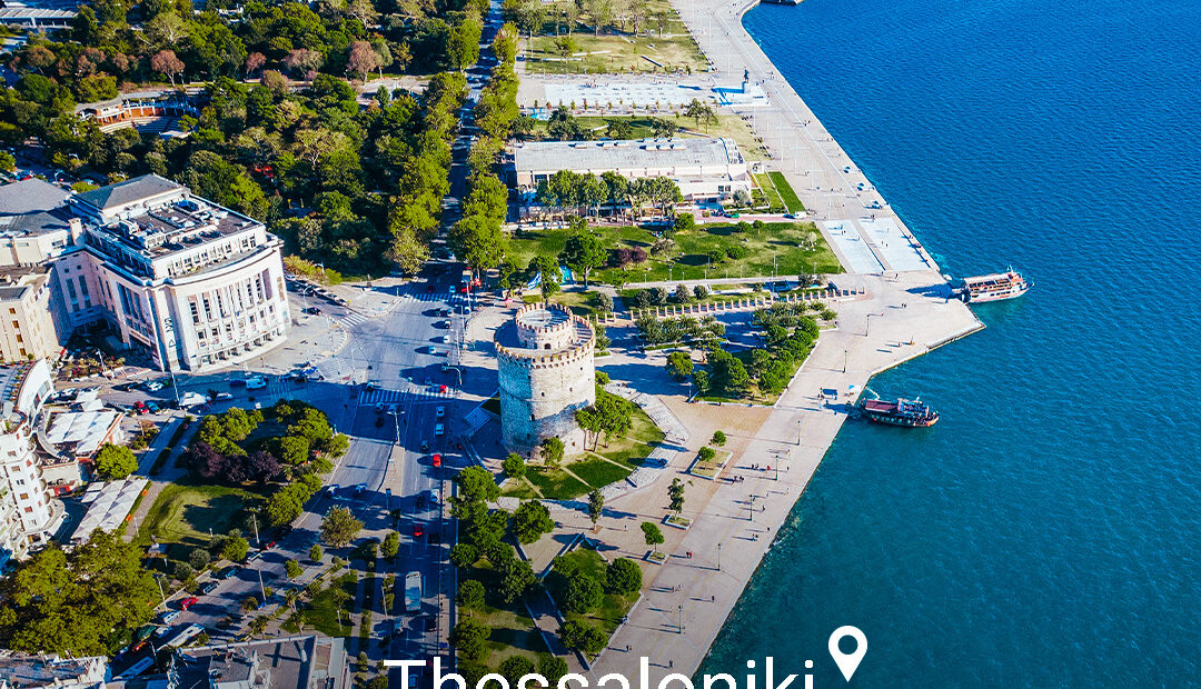 SKY express Announces Direct Flights from Thessaloniki to Larnaca, Cyprus