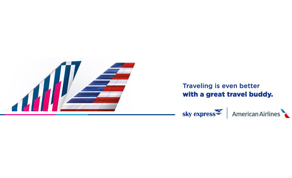 SKY express Teams Up with American Airlines to Attract More US Tourists to Greece