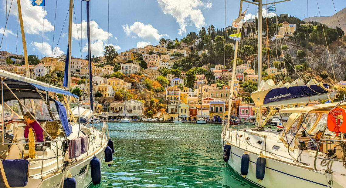 Strategy for Development of Greece's Marinas in Final Stage