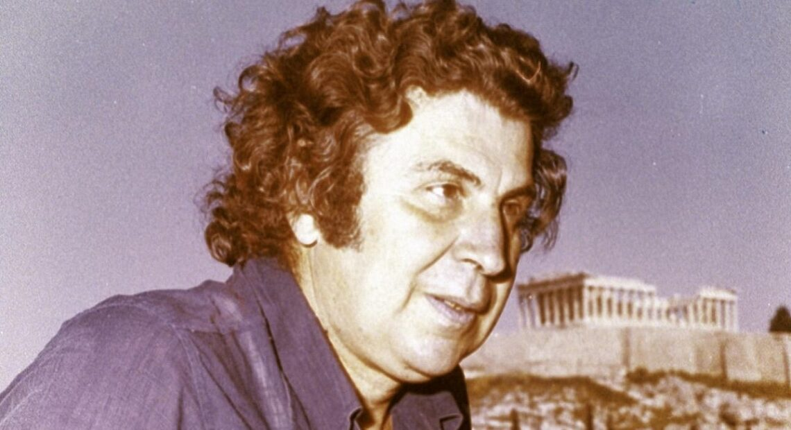 Streets in Athens and Thessaloniki to be Renamed After Late Mikis Theodorakis