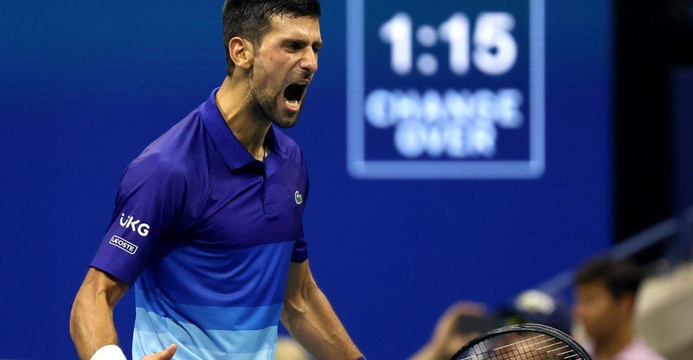 US open: Δεν σταματιέται ο Τζόκοβιτς