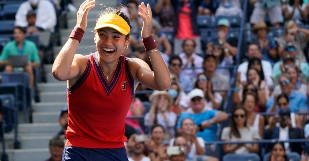 US open: Ζβέρεφ, Ραντουκάνου προκρίθηκαν στα ημιτελικά