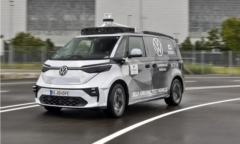Volkswagen: Θα βγάλει πιλοτικά στην κυκλοφορία το αυτόνομο αυτοκίνητο ID