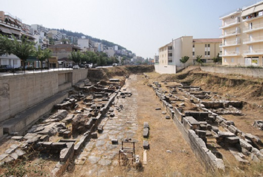 Archaeological Site of Ambracia Western Necropolis Now Open for Visitors