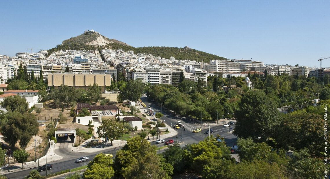Athens Limits Traffic to City Center with New Alternate Day Regulation