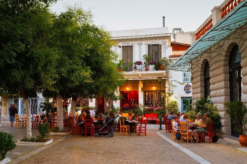 Athens Named Best European Capital for Food Lovers