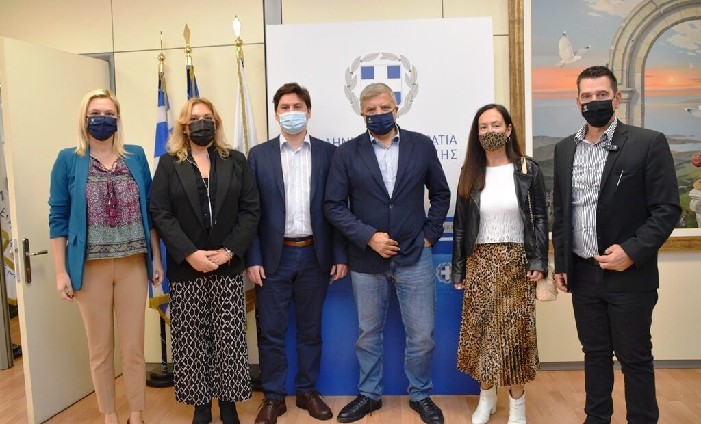 Attica Region and CIVINET Greece-Cyprus Join Forces for Circular Tourism