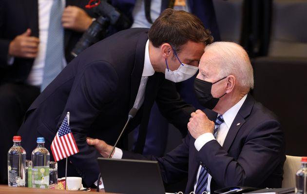 AUKUS: Συνάντηση Μακρόν – Μπάιντεν στη Σύνοδο των G20